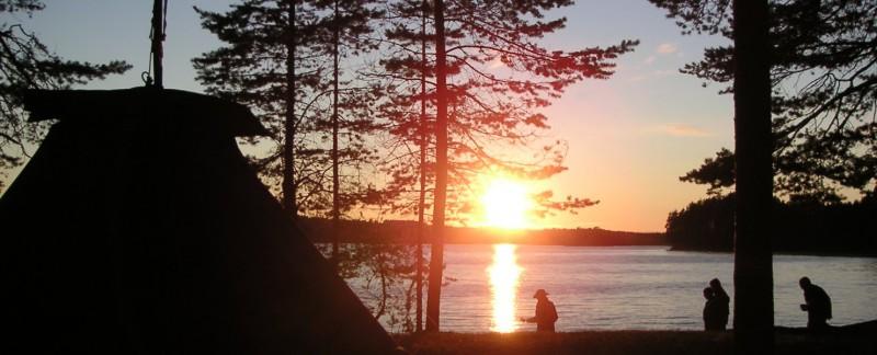 Stammesgroßfahrt Finnland 2008