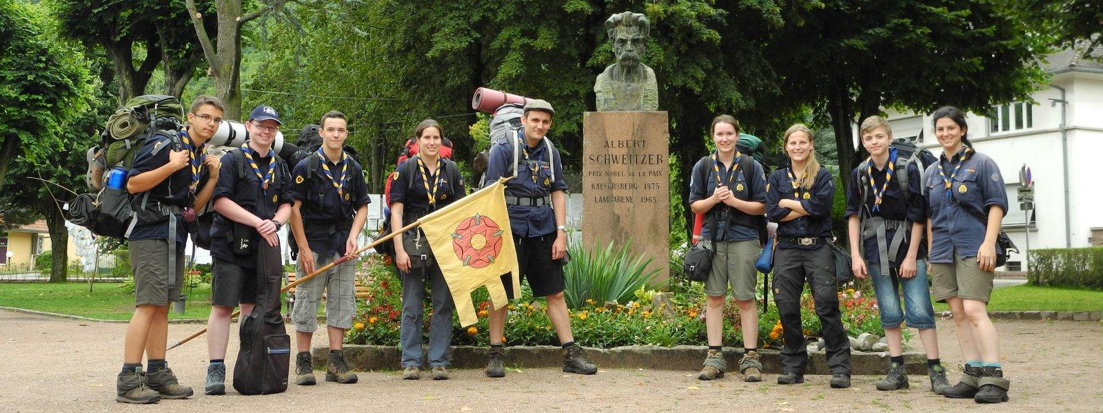 Hallen-Hopping: Vogesenfahrt 2014
